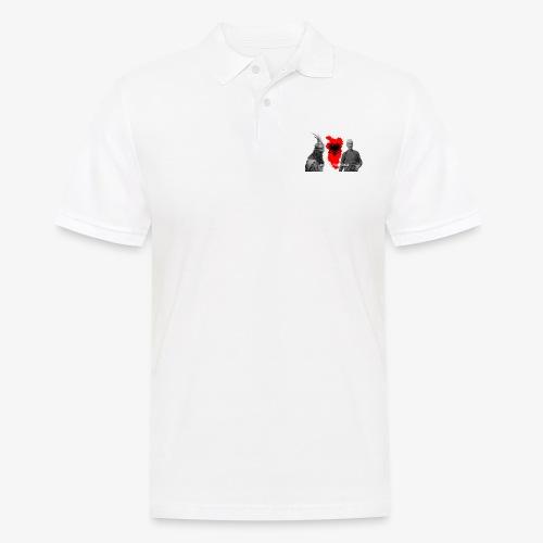 Autochthonous das Shirt muss jeder Albaner haben - Männer Poloshirt