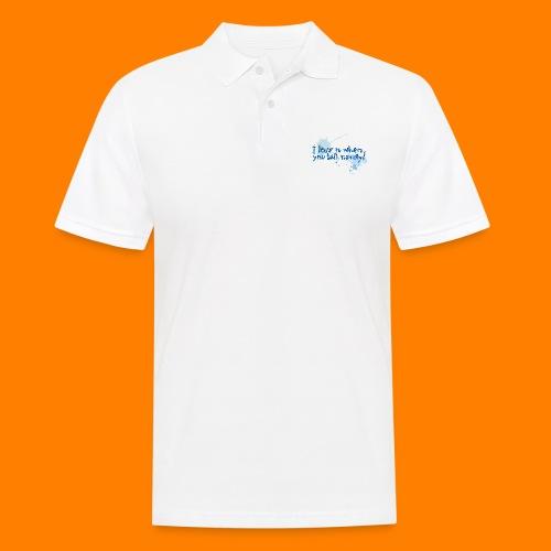 talk nerdy - Men's Polo Shirt