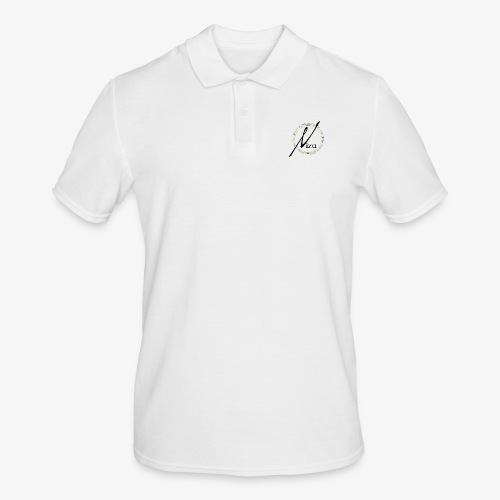 Niza Logo Camouflage - Männer Poloshirt