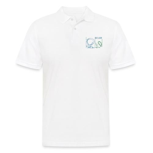 big_loop_coaster_shirt_line - Männer Poloshirt