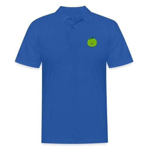 Apfel - Männer Poloshirt