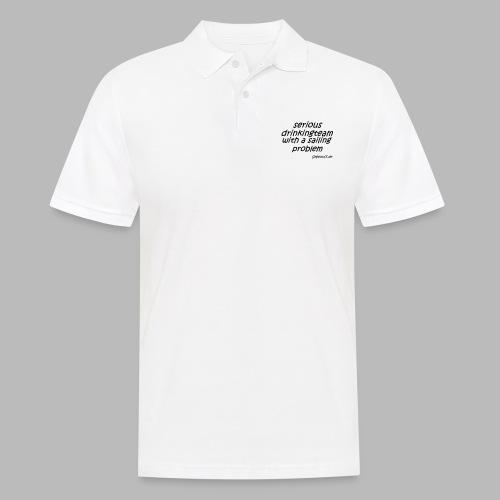 segeln mal anders - Männer Poloshirt