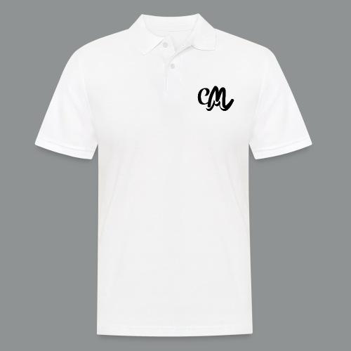 Mannen shirt (voorkant) - Mannen poloshirt