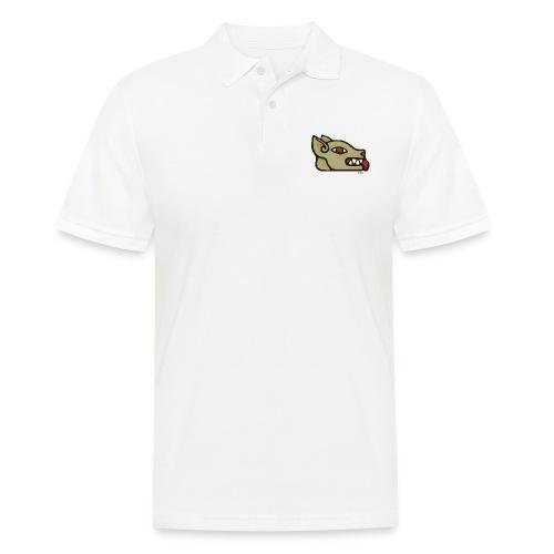 Aztec Icon Dog - Men's Polo Shirt