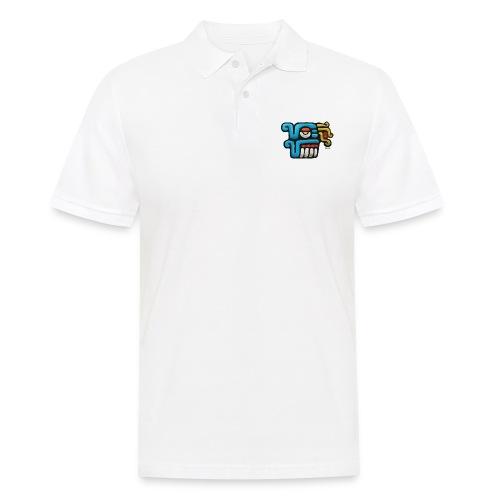 Aztec Icon Rain - Men's Polo Shirt