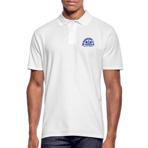 Blueberry Gin - Men's Polo Shirt