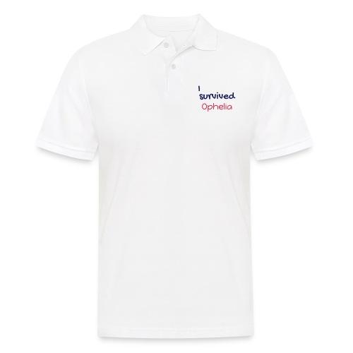 ISurvivedOphelia - Men's Polo Shirt