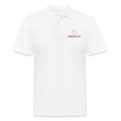 MMXVIII - logo - Polo Homme