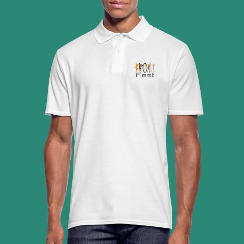 sportfest - Männer Poloshirt