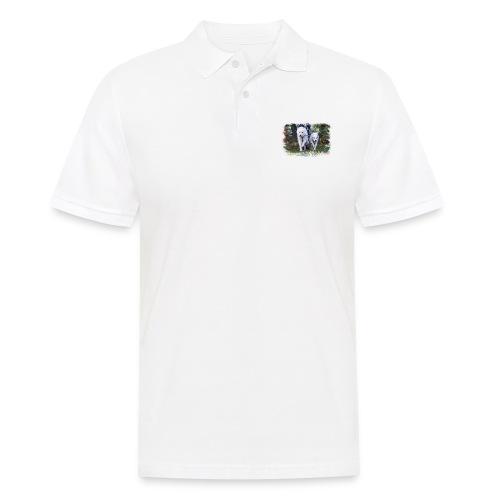...and Go - Männer Poloshirt