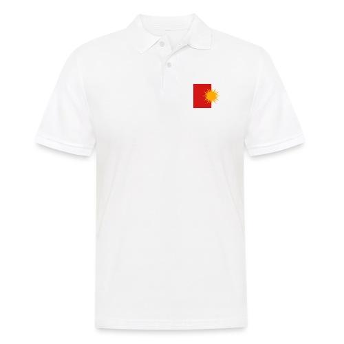 Yeziden T-Shirt Ezidi,Shingal,Şingal - Männer Poloshirt
