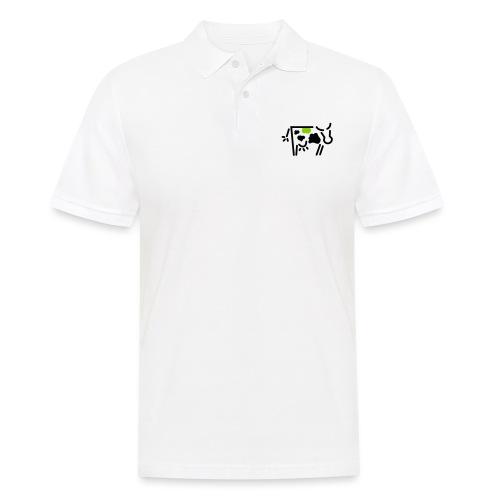 kuh vadis Logo - Männer Poloshirt