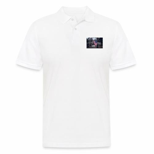 USA-beer-wiener - Männer Poloshirt