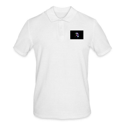 Humam chameleom - Men's Polo Shirt