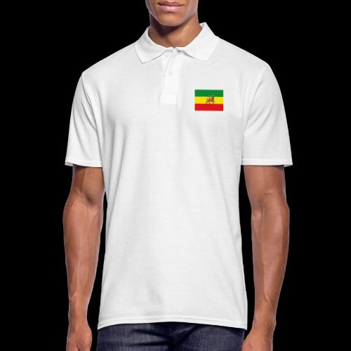 LION FLAG - Men's Polo Shirt