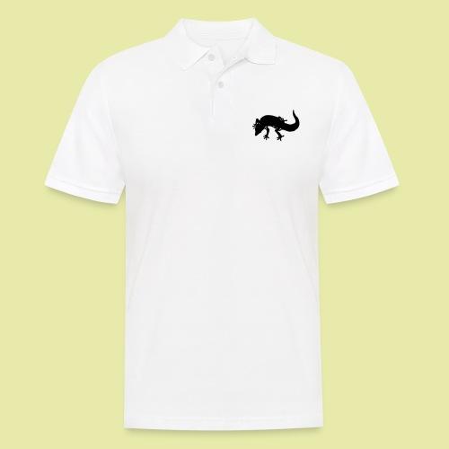 tremper_gecko_logo_einfach - Männer Poloshirt