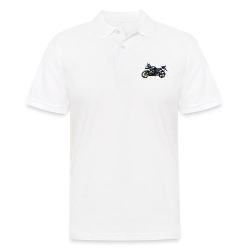 snm daelim roadwin r side png - Männer Poloshirt