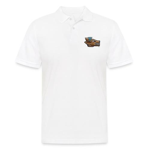 Aztec Icon Deer - Men's Polo Shirt