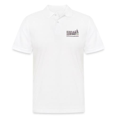 T-Shirt - Uomo - Logo Standard + Sito - Polo da uomo