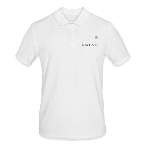 Shu-ha-ri HDKI - Men's Polo Shirt