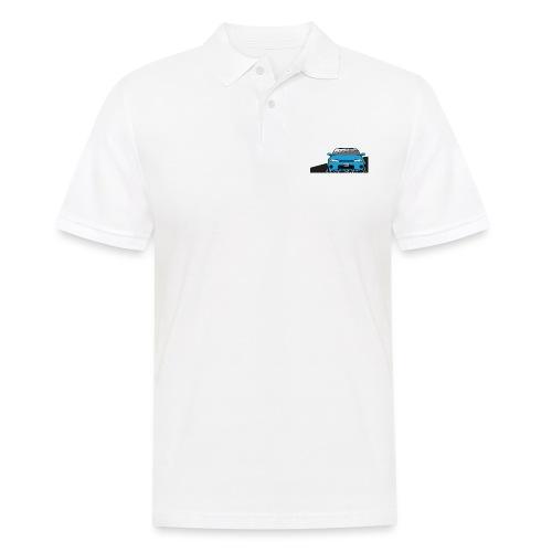 skyline Blue - Men's Polo Shirt