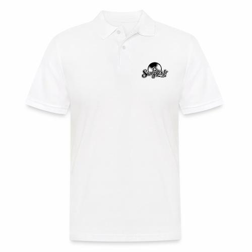 Gris / Noir (H / F) - Polo Homme