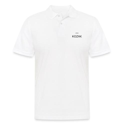 KOZAK - Koszulka polo męska