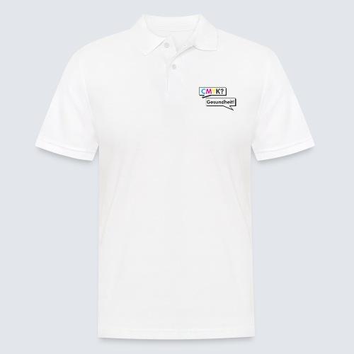 CMYK - Männer Poloshirt