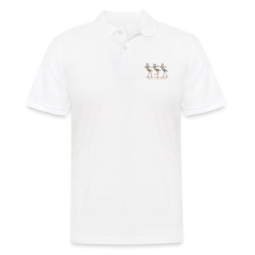 Reiher mit Krone I ÄGYPTEN - Männer Poloshirt