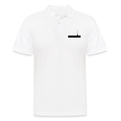 Fernsehturm Berlin - Männer Poloshirt