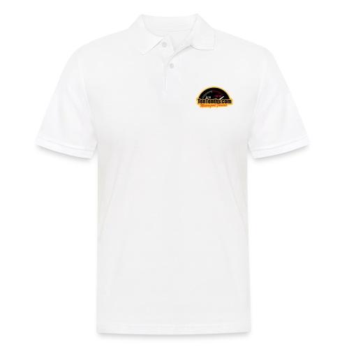 3Colour_Logo - Men's Polo Shirt