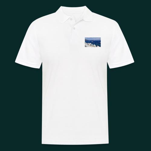Meerblick Kraotien - Männer Poloshirt