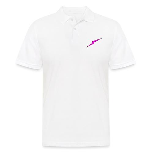 powerkid logo - Mannen poloshirt