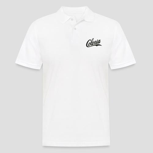 colonia - Männer Poloshirt
