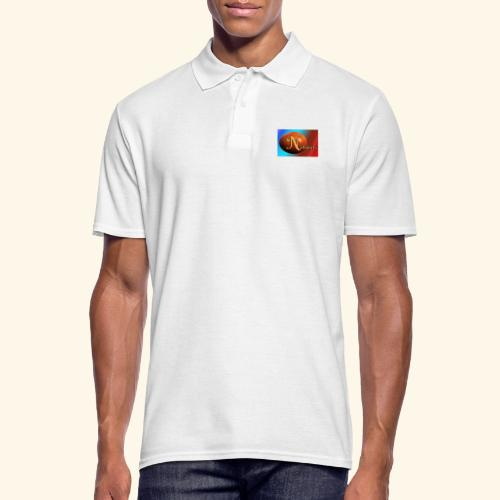 NathanielsLogo2 - Männer Poloshirt