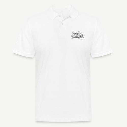 ft17 - Koszulka polo męska