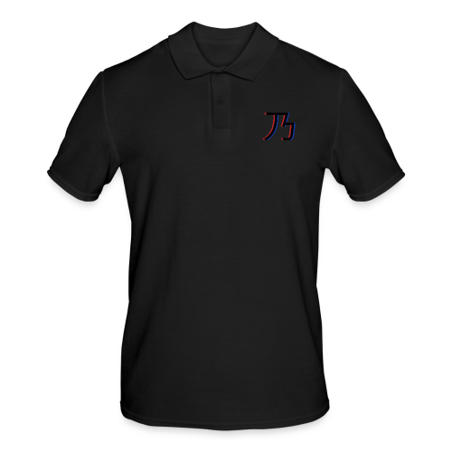 3D Logo - Herre poloshirt