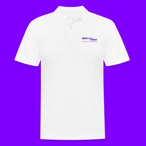WINTERWOLF LOGO Part of The Wolfpack T-shirt - Mannen poloshirt