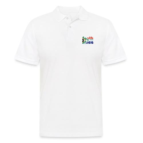 South Africa - Männer Poloshirt