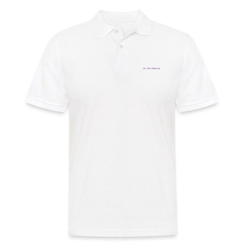 kinda bad t-shirt - Men's Polo Shirt