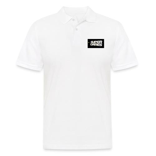 #SuperGames - Männer Poloshirt