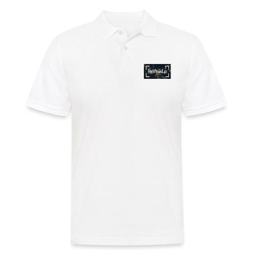 Ein ImVirusLp Banner Design Handy Hülle - Männer Poloshirt