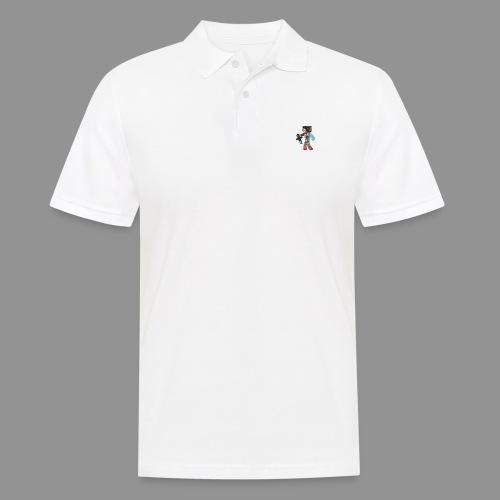 Hülle - Männer Poloshirt
