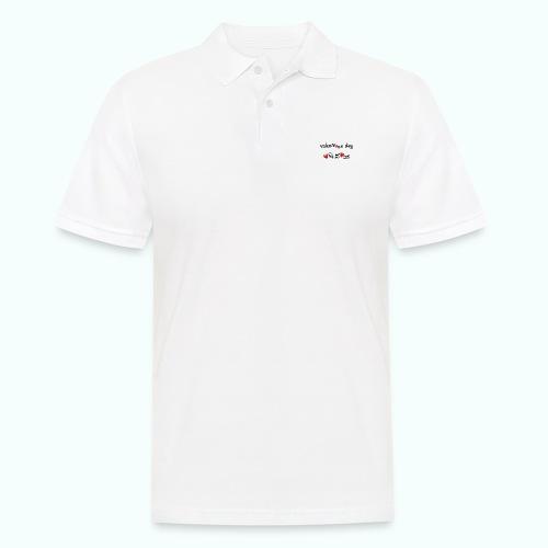 valenteens day - Männer Poloshirt