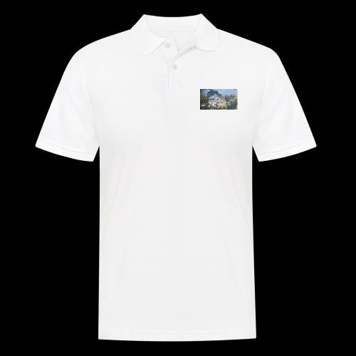 Altes Haus Vintage - Männer Poloshirt