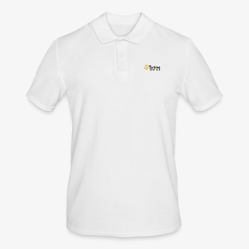 Egg Fucking Scuse me - Men's Polo Shirt