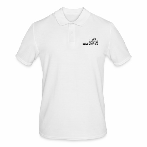 Land of Hops & Glory - Men's Polo Shirt
