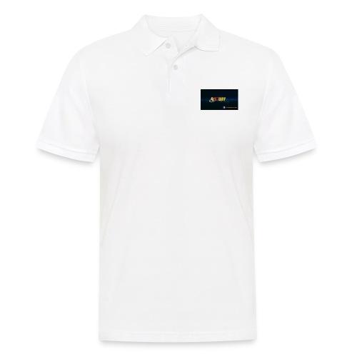 OhrBit Logo - Männer Poloshirt