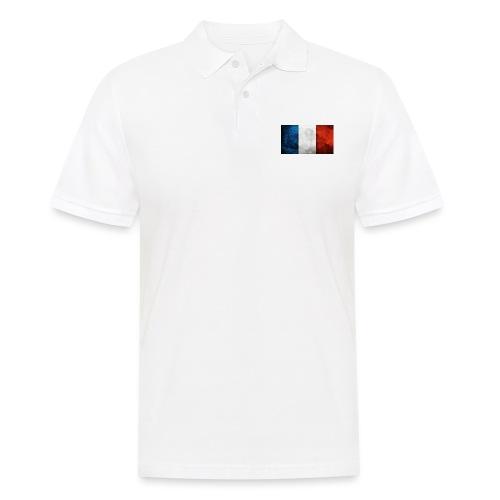 France Flag - Men's Polo Shirt