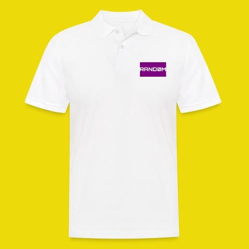 Random Logo - Men's Polo Shirt